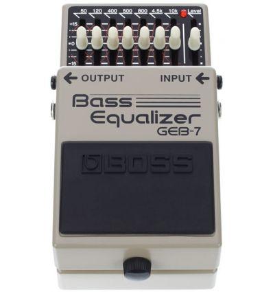 BOSS GEB-7 características precio