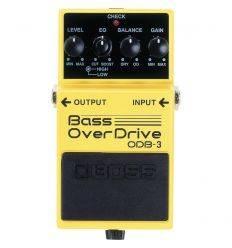 BOSS ODB-3 características precio