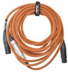 ORANGE TWISTER CABLE MIC 6M XLR características precio
