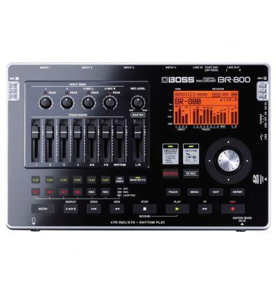 BOSS BR-800 características precio