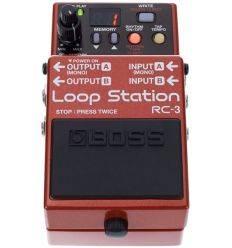 BOSS RC-3 características precio
