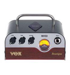 VOX MV50 BOUTIQUE precio caracteristicas