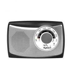 SYTECH SY1652P RADIO PORTATIL PLATA características precio