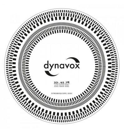 DYNAVOX DISCO ESTROBOSCOPICO características precio