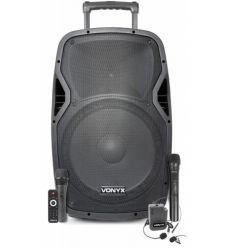 VONYX 170.338 AP1500PA precio características