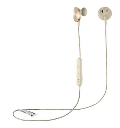 I.AM+ BUTTONS BT HEADPHONES GOLD características precio