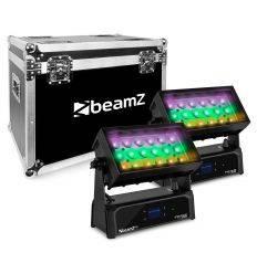 BEAMZ 150.689 STAR-COLOR 270Z PAREJA + MALETA características precio