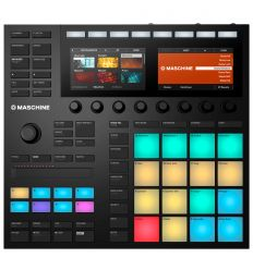NATIVE INSTRUMENTS MASCHINE MK3 manual tutorial review vs maschine studio push 2 stand comprar al mejor precio