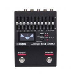 BOSS EQ-200 características precio