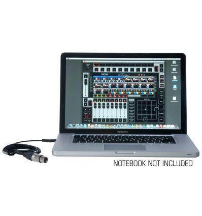 AMERICAN DJ EMULATION - DMX SOFTWARE características precio