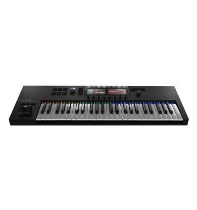 NATIVE INSTRUMENTS KOMPLETE KONTROL S61 MK2 teclado midi estudio profesional produccion musical pantallas mejor precio NI