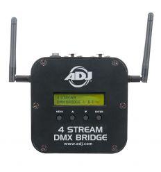 AMERICAN DJ 4 STREAM DMX BRIDGE características precio