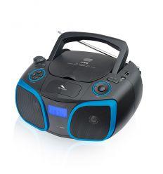 SYTECH SY9956AZ RADIO CD/MP3 USB características precio