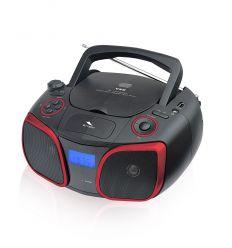 SYTECH SY9956RJ RADIO CD/MP3 USB características precio