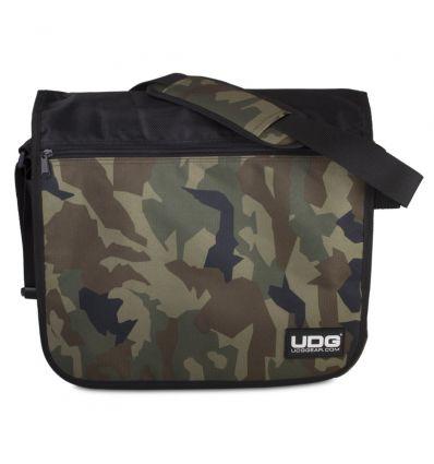 UDG U9450BC/OR ULTIMATE COURIER BAG BLACK CAMO/ORANGE características precio