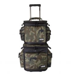 UDG U9679BC/OR ULTIMATE SLINGBAG TROLLEY SET DLX BLACK CAMO/ORANGE características precio