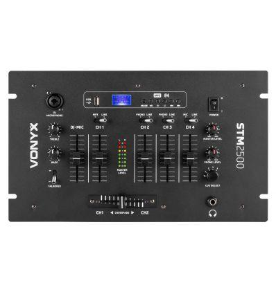 VONYX 172.887 STM2500 review caracteristicas