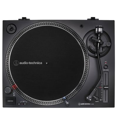 AUDIO-TECHNICA AT-LP120XUSB BK características precio