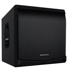 DENON DJ AXIS 12S subwoofer cajon graves activo amplificado dj profesional portatil ligero potente 2000w calidad