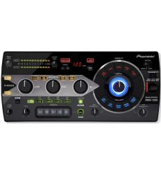 PIONEER RMX-1000 ipad virtual