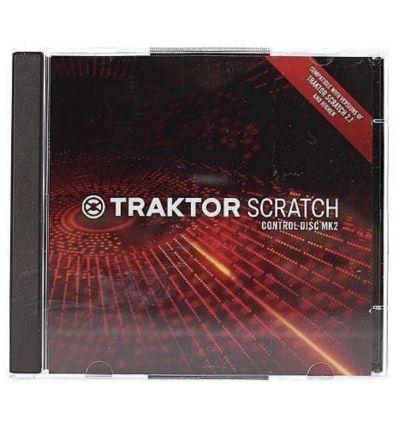 NATIVE INSTRUMENTS TRAKTOR SCRATCH CONTROL DISC MK2 características
