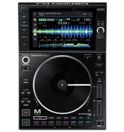 DENON DJ SC6000M PRIME características precio