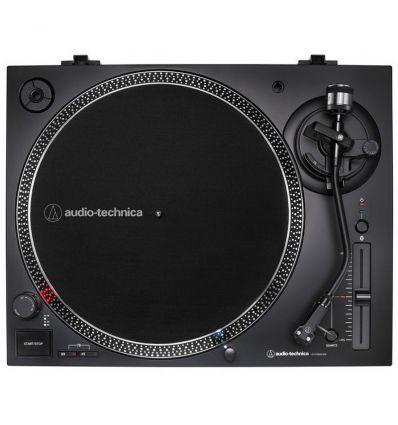 AUDIO TECHNICA AT-LP120XBT-USB NEGRO