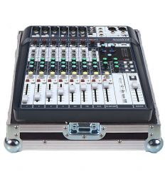 Walkasse Flight case Mezclador Soundcraft® SIGNATURE10 Plata