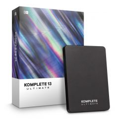 NATIVE INSTRUMENTS KOMPLETE 13 ULTIMATE