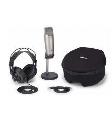 SAMSON C01U PRO RECORDING/PODCAST PACK