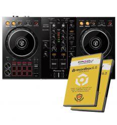 Editando: PIONEER DJ DDJ-400 + CURSO ONLINE REKORDBOX 6.0
