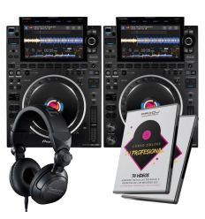 PIONEER DJ CDJ-3000 características precio
