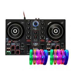 HERCULES DJ CONTROL INPULSE 200 características precio