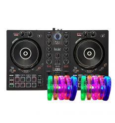 HERCULES DJ CONTROL INPULSE 300 características precio