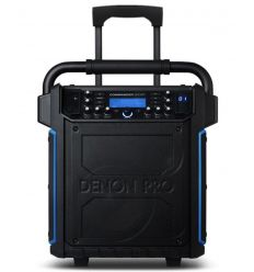 DENON COMMANDER SPORT activo bluetooth