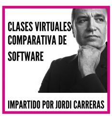 CLASES ONLINE COMPARATIVA DE SOFTWARE