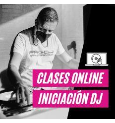 CLASES ONLINE INICIACIÓN DJ