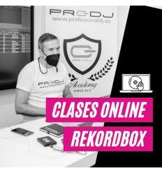 CLASES ONLINE REKORDBOX