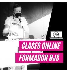 CLASES ONLINE FORMADOR DE DJs
