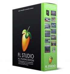 FL STUDIO ALL PLUGINS EDITION 20