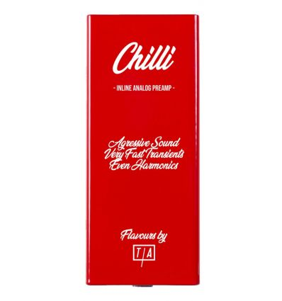 TIERRA AUDIO FLAVOURS CHILLI