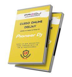 CURSO DJ ONLINE PROFESIONAL ACADEMIA PRO-DJ APRENDER A SER DJ MEZCLAR COMO SER DEEJAY