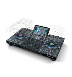 DJ SKIN DENON PRIME 4