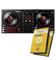 NUMARK MIXTRACK PLATINUM FX + CURSO ONLINE SERATO DJ PRO