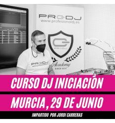 CURSO DJ INICIACIÓN