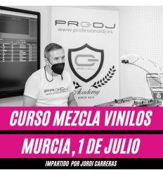 CURSO MEZCLA CON VINILOS