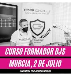 CURSO FORMADOR DE DEEJAYS