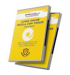 CURSO ONLINE MEZCLA CON VINILOS (34 VÍDEOS)