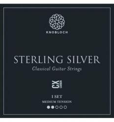 KNOBLOCH STERLING SILVER CX MEDIUM 300SSC