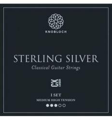 KNOBLOCH STERLING SILVER CX MEDIUM-HIGH 400SSC